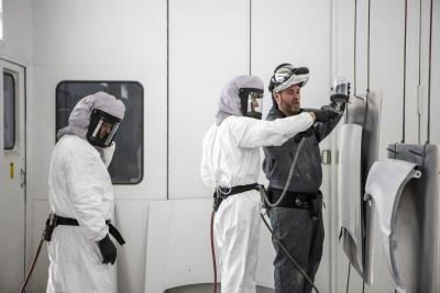 UNI's STAR4D painter training program