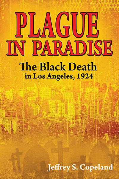 "UNI professor Jeff Copeland's book ""Plague in Paradise."""
