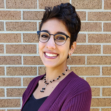 LGBT Student Services Coordinator Kalyani Kannan