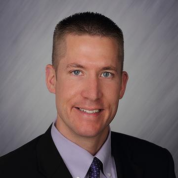 UNI professor Christopher Larimer