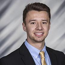 UNI graduate Spencer Willey