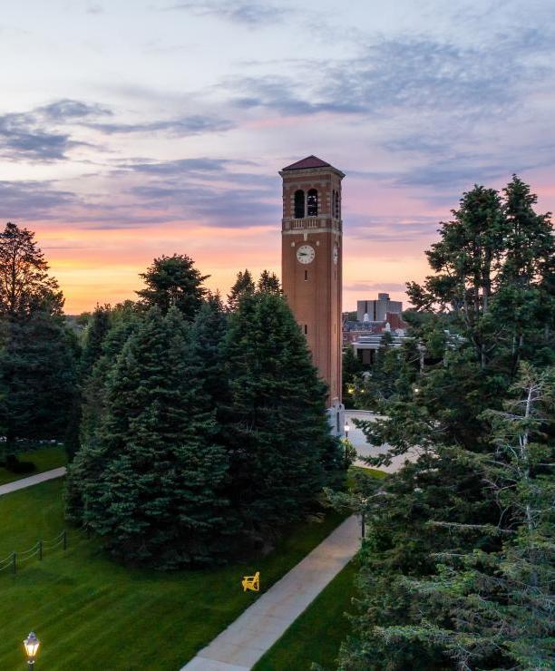 University of Northern Iowa Campanile