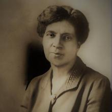 Black educator Ada S. McKinley