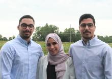 Luma, Al Faisal and Abdallah Yasin