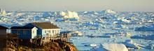 Ice in the Arctic