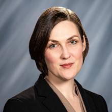 UNI Assistant Professor of Criminology Alison Cox