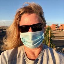 UNI public health professor Michelle Devlin