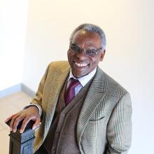UNI professor Doug Mupasiri