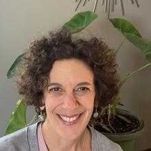 UNI education professor Suzanne Freedman