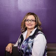 University of Northern Iowa criminology professor Gayle Rhineberger-Dunn