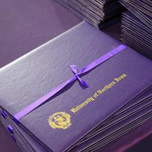 University of Northern Iowa diploma