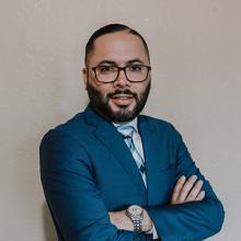 "Immigration lawyer Heliodoro ""Helio"" Moreno, Jr."