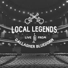 Local Legends concert series