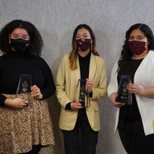 The 2021 Lux Service Award winners