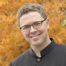 New UNI Director of Orchestral Activities Erik Rohde