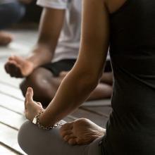 UNI leads groundbreaking study on yoga, Tai Chi as trauma therapy.