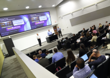 UNI MBA students present at capstone conference in 2017
