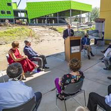 A new partnership between the University of Northern Iowa and Des Moines Area Community College