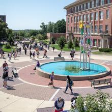 University of Northern Iowa campus