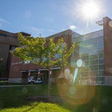 UNI's Student Health Center