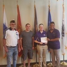 Veterans at UNI