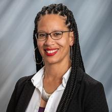 Yolanda Williams, director of the Classic Upward Bound program at UNI.