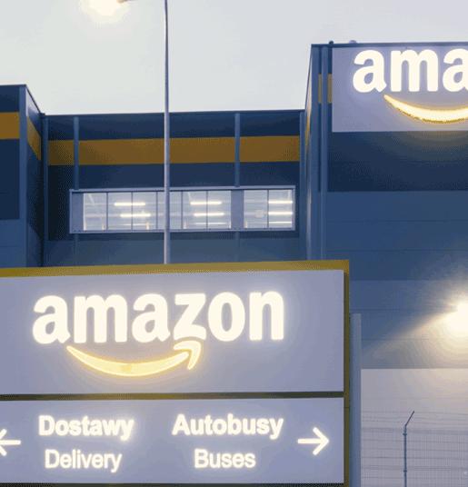 Amazon Logistics Center