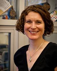 UNI art professor Elizabeth Sutton