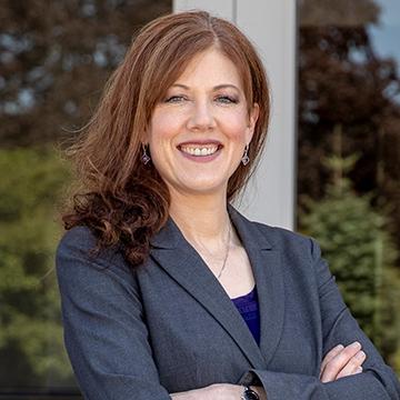 UNI history professor Jennifer McNabb